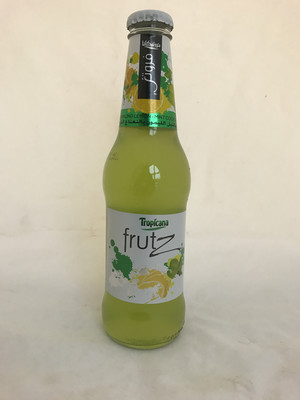 Tropicana lemon mint frutz 2x12x275ml