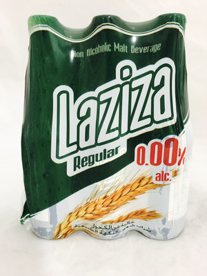 Laziza regular plain mult 24x330 ml