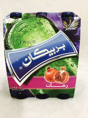 Barbican pomegranate mult 24x330 ml