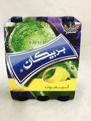 Barbican lemon mult 24x330ml