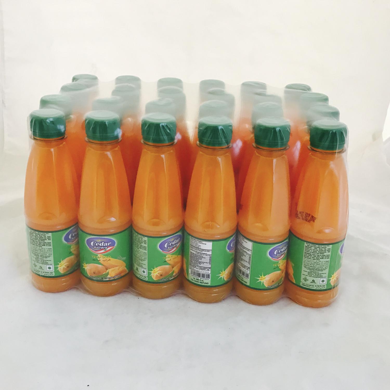 Cedar garden mango juice 2x24x250ml
