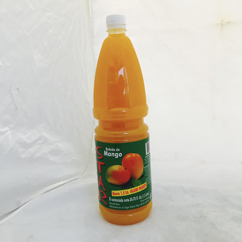 Star mango juice 6x1.5ltr