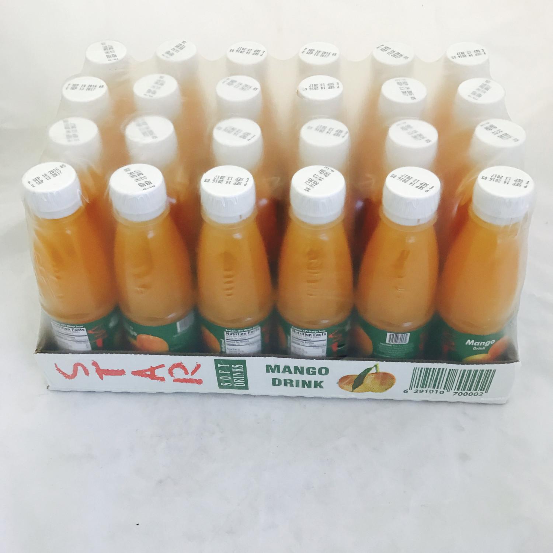 Star mango juice 24x250ml