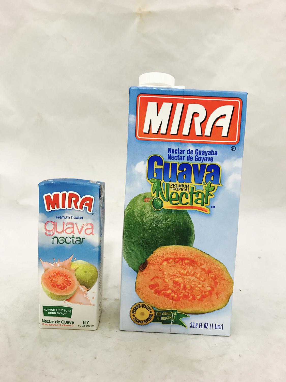 MIRA pink Guava nectar 27x200ml