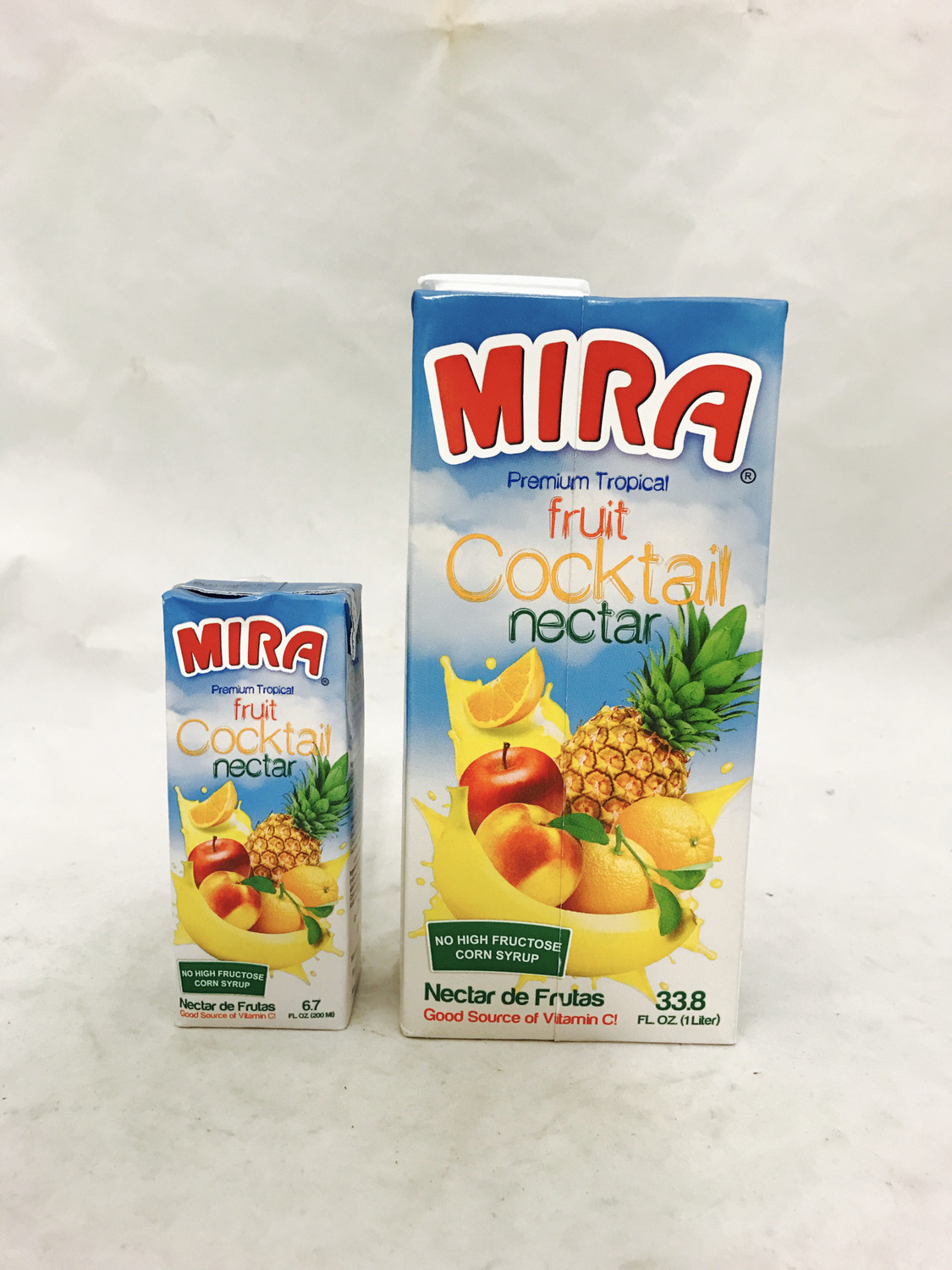 MIRA cocktail nectar 27x 200ml