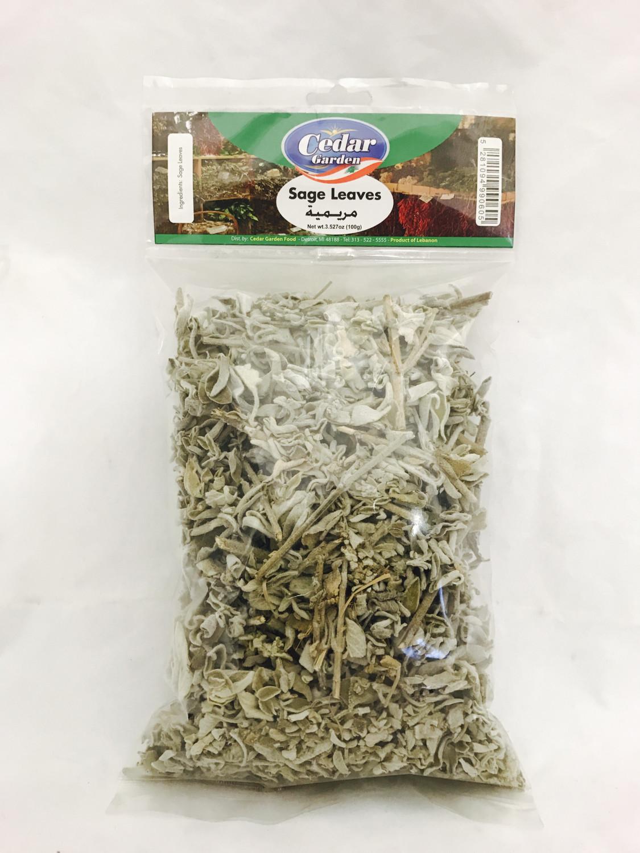 Cedar garden sage hanger bag 30x100g