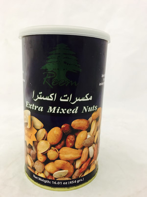 Reem extra mix nut 454 g