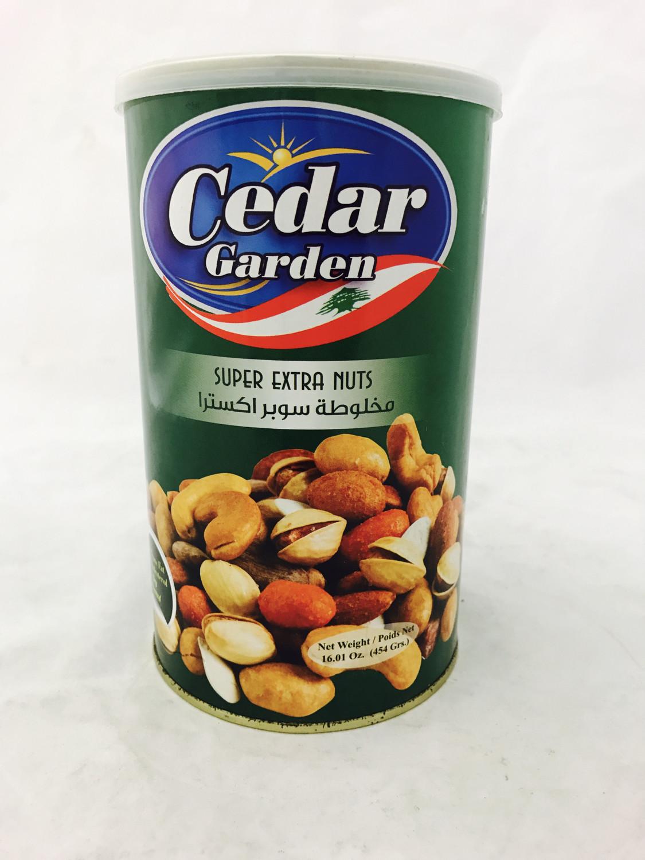cedar garden super extra mix nut 12x454 g