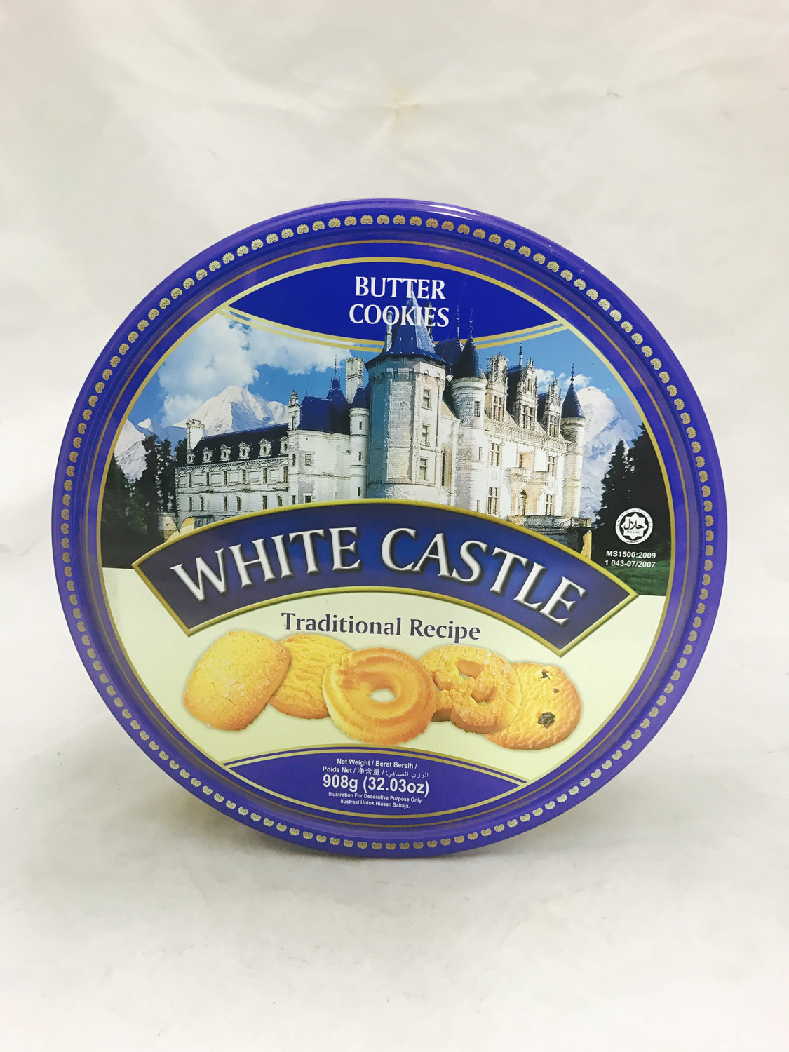 White Castle danish Cockie 6x900g