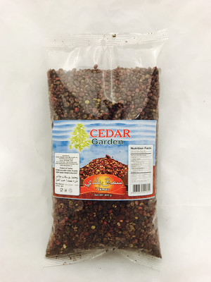 Cedar garden sumac 400g