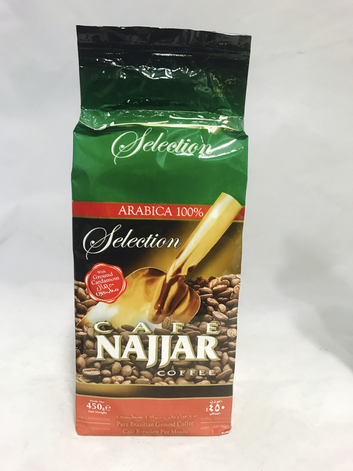 Najjar coffee with cardomon 10x454 g
