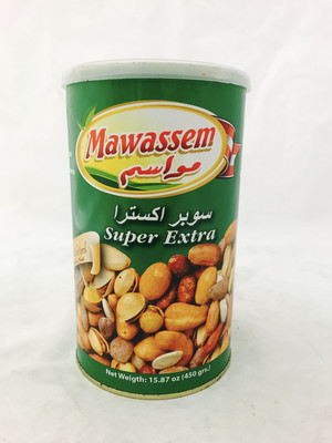 Mawassem super extra mix nut 12x 454 g