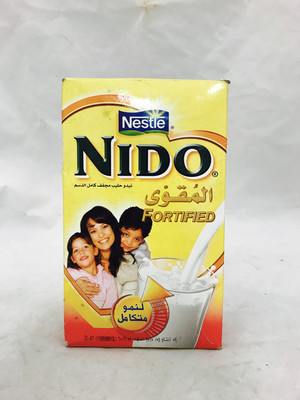 Nido milk powder 24x350 g