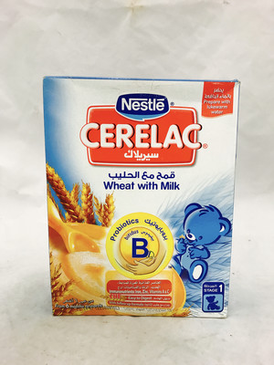 Cerelac wheat with milk  24 x350 g