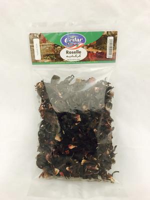 Cedar garden hibascas (karkadeh)hanger bag 30x100g