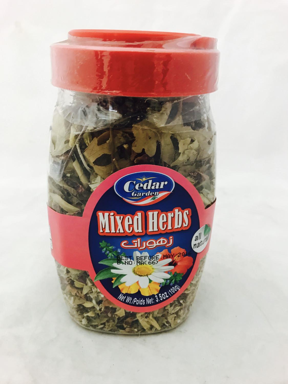 Cedar garden mix herbs zehorat 12x100g