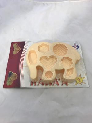 Maamoul elephant shape 24 / case