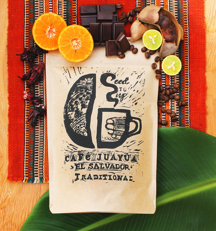 Cafe Juayua Traditional Wash 12 oz.