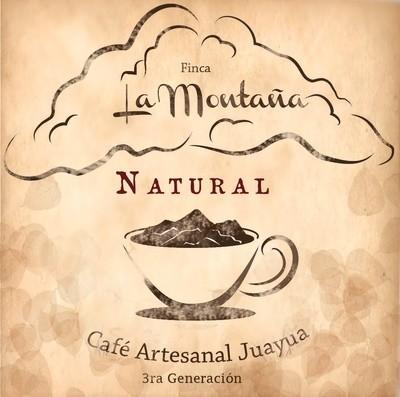 Finca La Montaña Bourbon Natural 12oz.