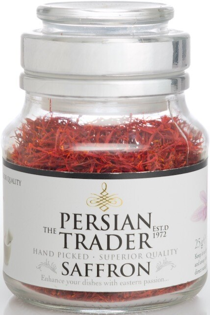The Persian Trader Mammoth Jar Saffron 25g