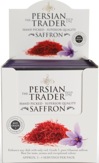 The Persian Gatefold Pack 12x0.5g