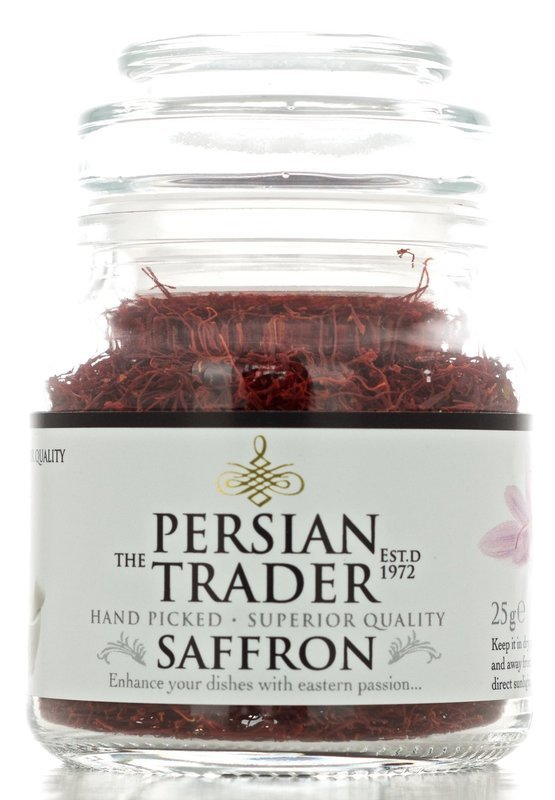 The Persian Trader Mammoth Jar Saffron 25g