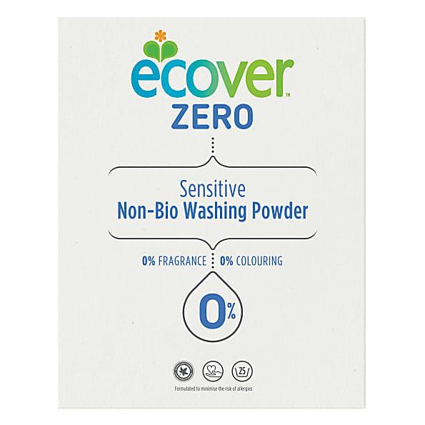 Ecover Стиральный порошок Zero, гипоаллергенный, 1,87кг