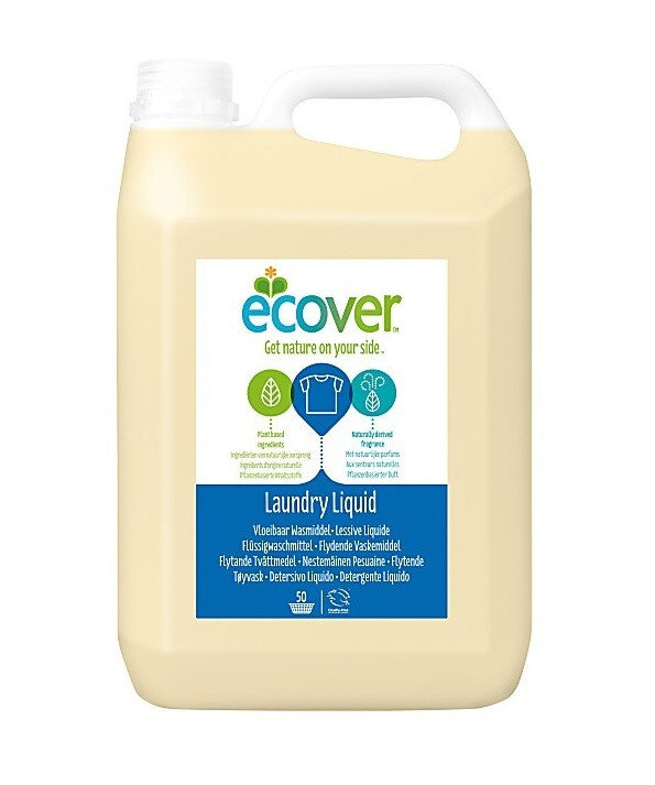 Ecover. Жидкое средство для стирки универсальное, 5 л