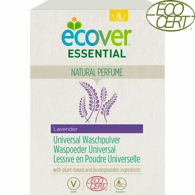 Ecover Essential. Стиральный порошок универсальный, 1200 г