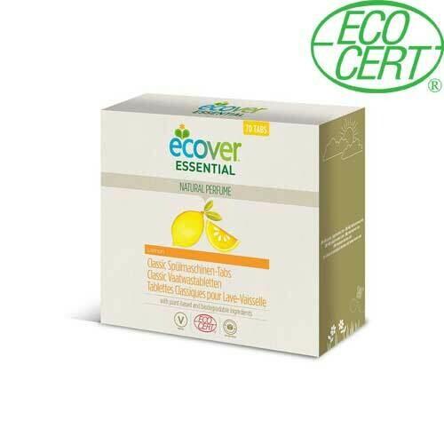 Ecover Essential . Таблетки для посудомоечной машины 25 шт., 500 г