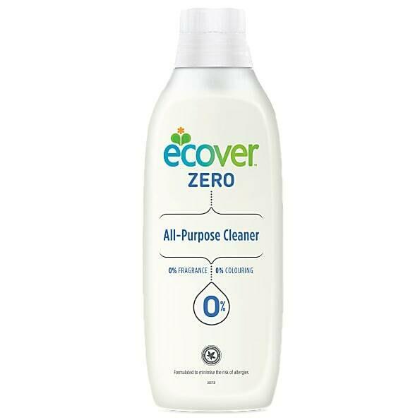 Ecover Zero. Универсальное моющее средство, 1 л