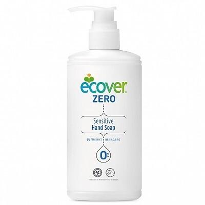 Ecover Zero. Жидкое мыло для мытья рук, 250 мл