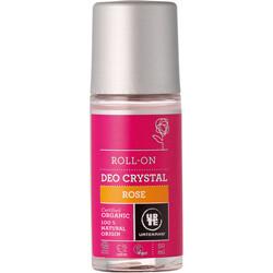 "Urtekram. Шариковый дезодорант-кристалл ""Роза"", 50 мл"