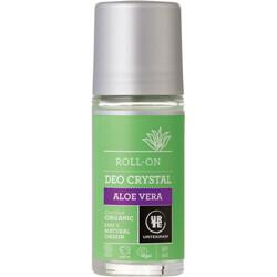 """Urtekram. Шариковый дезодорант-кристалл """"Алоэ вера"""", 50 мл"""