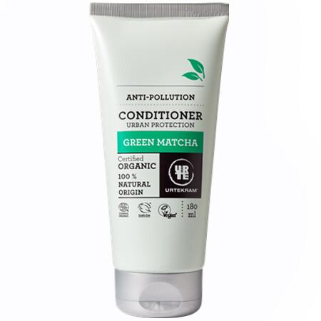 """Urtekram. Кондиционер для волос """"Зеленый чай - Матча,"""" 180 мл"""