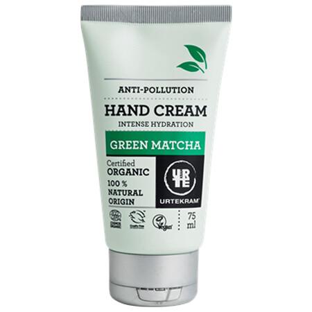 """Urtekram. Крем для рук """"Зеленый чай - Матча"""", 75 мл"""