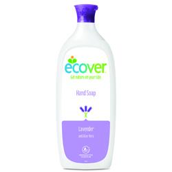"Ecover. Жидкое мыло для мытья рук ""Лаванда"", 1 л"