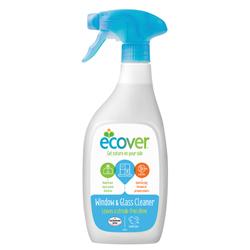 Ecover. Спрей для чистки окон и стеклянных поверхностей, 500 мл
