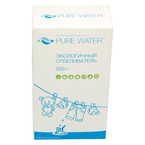 """""""Ми&Ко"""". Экологичный отбеливатель Pure Water, 500 г"""
