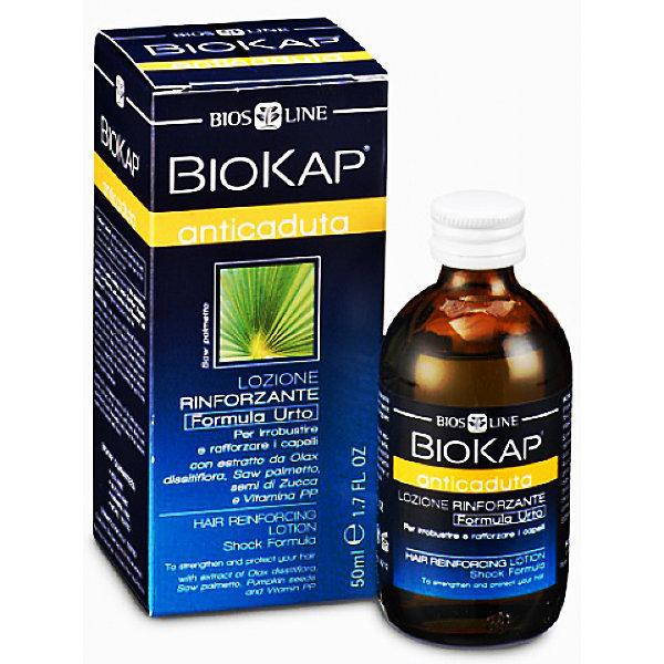 Biokap. Лосьон для укрепления волос, 50 мл