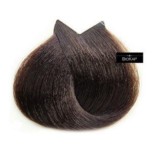 Biokap. Краска для волос тон 4.06 «Кофейно-Коричневый», 140 мл