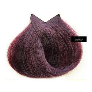 Biokap. Краска для волос тон 5.22 «Сливовый насыщенный» 140 мл