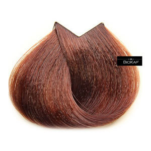 Biokap. Краска для волос тон 6.40 «Медно-золотистый карри», 140 мл
