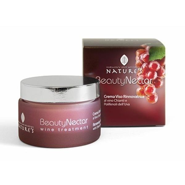 Nature`s. Beauty Nectar. Восстанавливающий крем для лица, 50 мл