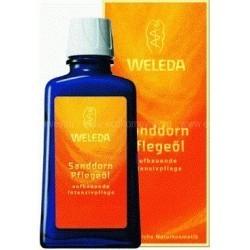 Weleda. Облепиховое питательное масло для тела, 100 мл