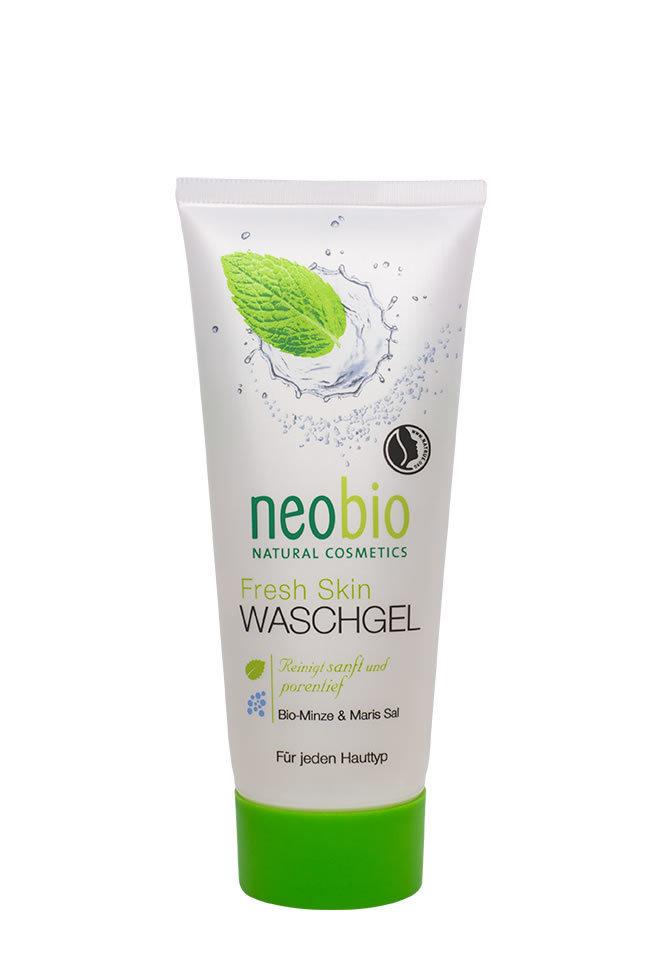 NEOBIO. Fresh skin очищающий гель, 100 мл