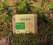 Levrana. Натуральное мыло ручной работы «Березовая роща», 100 г