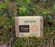 Levrana. Натуральное мыло ручной работы «Кофе», 100 г