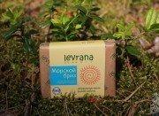 Levrana. Натуральное мыло ручной работы «Морской бриз», 100 г