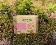 Levrana. Натуральное мыло ручной работы «Роза», 100 г